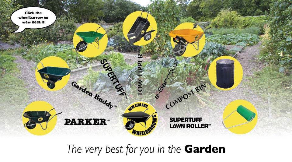 The very best for you in the Garden